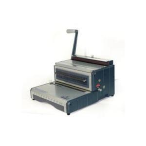 Bindownica elektryczna do grzbietów drutowych Argo D310 - 2833519381