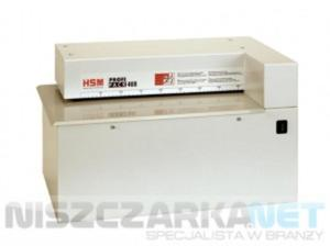 Nacinarka do kartonów HSM ProfiPack 400 - 2833518912