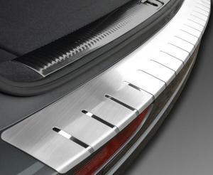 VW GOLF V 3D - 5D HATCHBACK 2004-2008 Nakładka na zderzak z zagięciem (stal)