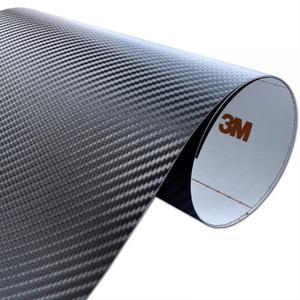 Folia Carbon Czarny 3M CA421 90x150cm
