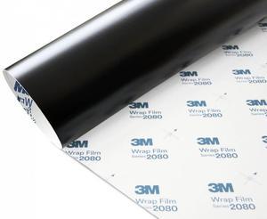 Folia Czarny Mat 3M M12 1080 152x10cm