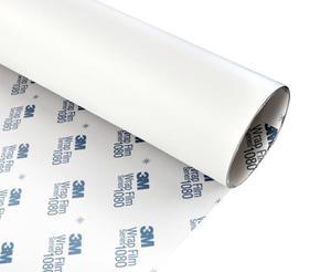 Folia Biały Mat 3M M10 1080 152x130cm