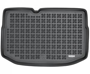 Mata Bagażnika Gumowa Citroen C3 od 2009 wersja z kołem zapasowym (pełnowymiarowe)