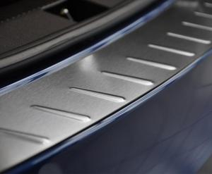 SEAT IBIZA IV 3D od 2008 Nakładka na zderzak płaska tłoczona (stal)