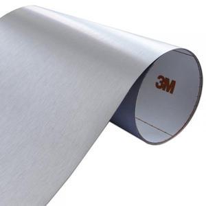 Folia Szczotkowane Aluminium 3M ME904 122x100cm