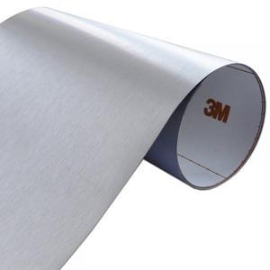 Folia Szczotkowane Aluminium 3M ME904 122x120cm