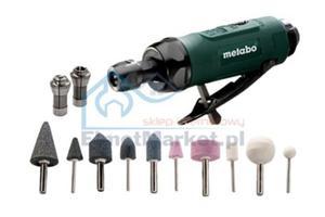 Metabo Pneumatyczna szlifierka prosta DG 25 Set 604116500 - 2837125031