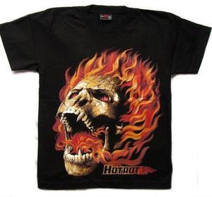 Koszulka z nadrukiem - HOT ROT - 2829283520