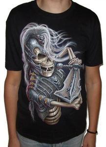 Koszulka z nadrukiem WIKING Z MIECZEM - 2829283053