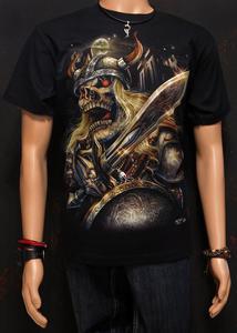 Koszulka świecąca w ciemności marki Rock Eagle - WIKING - 2829283836