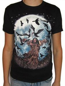 Koszulka gotycka - KRUKI I WRONY - 2829283256