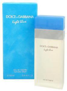 Dolce & Gabbana Light Blue (W) edt 50ml WYPRZEDAŻ !! - 2828236763