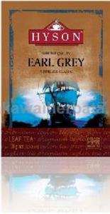 HYSON Herbata czarna kartonik 100g Earl Grey(173) - 2864144505