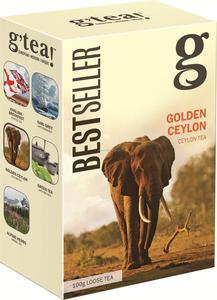 g,tea Golden Ceylon liściasta 100g g,tea Golden Ceylon liściasta 100g - 2864144573