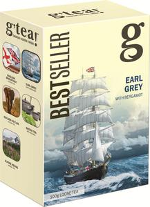 g,tea Earl Grey liściasta 100g g,tea Earl Grey liściasta 100g - 2864144574