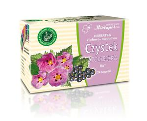 HERBAPOL Wrocław Herbata ziołowa czystek z porzeczką (417) HERBAPOL Wrocław Herbata ziołowa czystek z porzeczką (417) - 2864144591