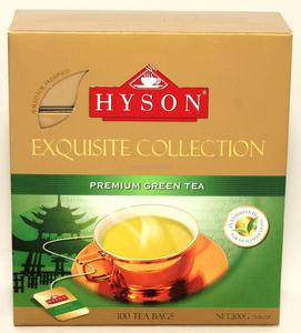 Hyson Herbata Zielona Naturalna Ex 2gx25s (161) Hyson Herbata Zielona Naturalna Ex 2gx25s (161) - 2864144607