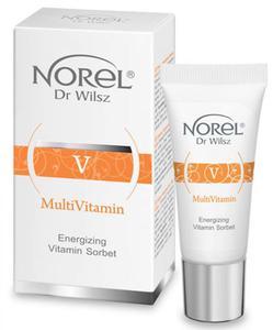 Norel (Dr Wilsz) MULTIVITAMIN ENERGIZING VITAMIN SORBET Energizujący sorbet witaminowy (DS509) - 2877188111