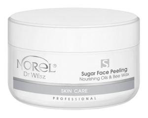 Norel (Dr Wilsz) SKIN CARE SUGAR FACE PEELING Peeling cukrowy do twarzy (PP004) - 2877188114