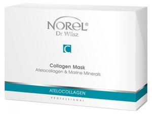 Norel (Dr Wilsz) COLLAGEN MASK Maska kolagenowa w płacie (PN012) - 2877188124