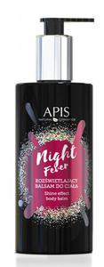 Apis NIGHT FEVER Rozświetlający balsam do ciała (300 ml) - 2884167447