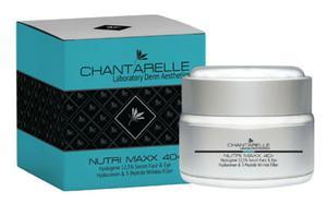 Chantarelle NUTRI MAXX 40+ Nawilżająco-odmładzające serum HYALUGENE 12,5% - 2846795950
