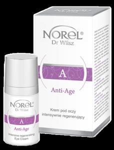 Norel (Dr Wilsz) ANTI-AGE INTENSIVE REGENERATING EYE CREAM Krem pod oczy intensywnie regenerujący (DZ047) - 2824140830