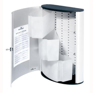 Apteczka metalowa. Durable 400 x 302 x 118mm - 2829135681