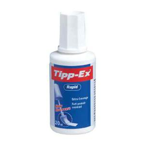 Korektor w płynie Tipp-Ex z gąbką, Rapid - szybkoschnący - 2829136361