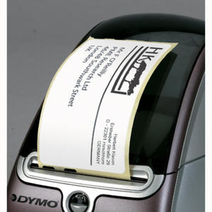 Etykiety samoprzylepne do serii drukarek Label Writer. Dymo identyf. przezr. 101x54 mm - 1x220szt.