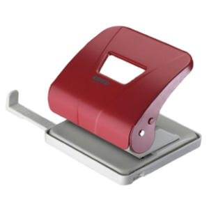 Dziurkacz Laco L 301N do 30 kartek. czerwony - 2829136880