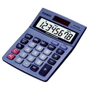 Kalkulator Casio MS-80 VER - 2829137685
