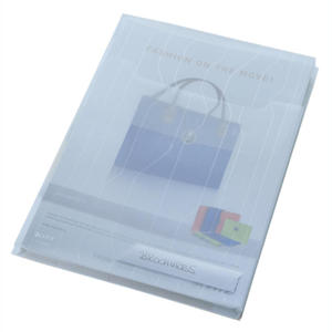 Folder porzerzany A4 Leitz Combifile. Koszulki / ofertówki. niebieski - 2829137810
