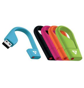 Pamięc pendrive USB2.0 EMTEC Hook D200 16GB mix kolor - 2829139107