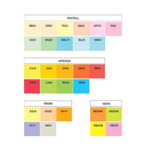 Papier Maestro Color A4 80g. Neon - 2829139155