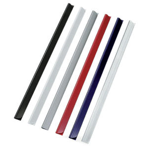 Grzbiety wsuwane 5mm A4. Leitz (50 szt.) niebieski - 2829135554