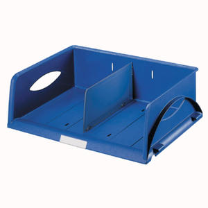 Półka Sorty Standard, niebieski LEITZ - 2829135622