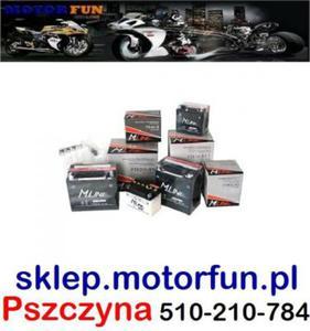 Akumulator M-Line SUZUKI LS650 SAVAGE - 2833197870