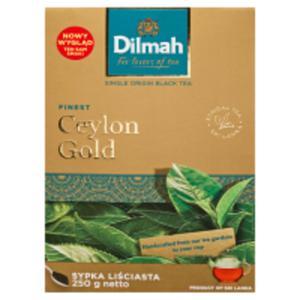 Dilmah Ceylon Gold leaf tea, herbata czarna sypka - 2825232055