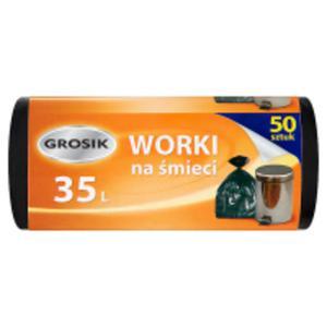 Grosik Worki na śmieci - 2875387649