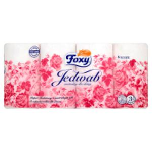 Foxy Jedwab Papier toaletowy neutralny dla sk - 2850210196