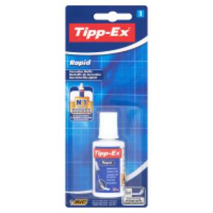 Tipp-Ex Rapid Korektor w płynie biały - 2875385735