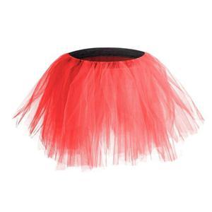 64559abb Sklep: spódniczka tiulowa - czerwona