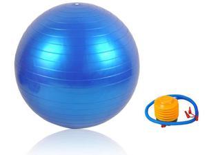 Pi�ka gimnastyczna 55cm + pompka - 2833227495