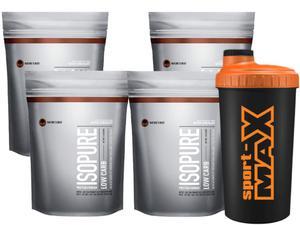 Nature's Best ISOPure 4x 500 g + Shaker - 2857570274