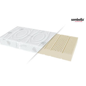 Materac lateksowy HETMAN AQUA H2/H3 - 140 x 200 cm - 2823200944