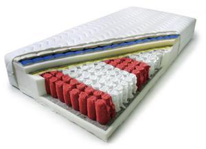 7- strefowy materac sprężynowy 140 cm - 140 x 200 cm - 2823201143