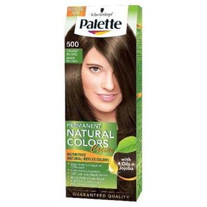 Palette Natural Colors Ciemny Blond nr 500 1op. _dsu24.pl - 2880182507