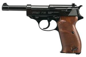 Pistolet Walther P-38+noż WALTHER P-38 - 2863765357