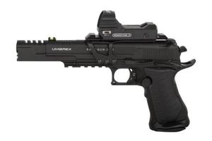 Wiatrówka - Pistolet UMAREX RACEGUN z kol. Competi - 2868086652